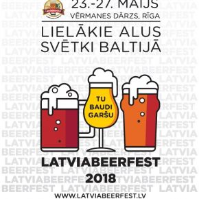 LATVIABEERFEST 2018 has gained a new identity